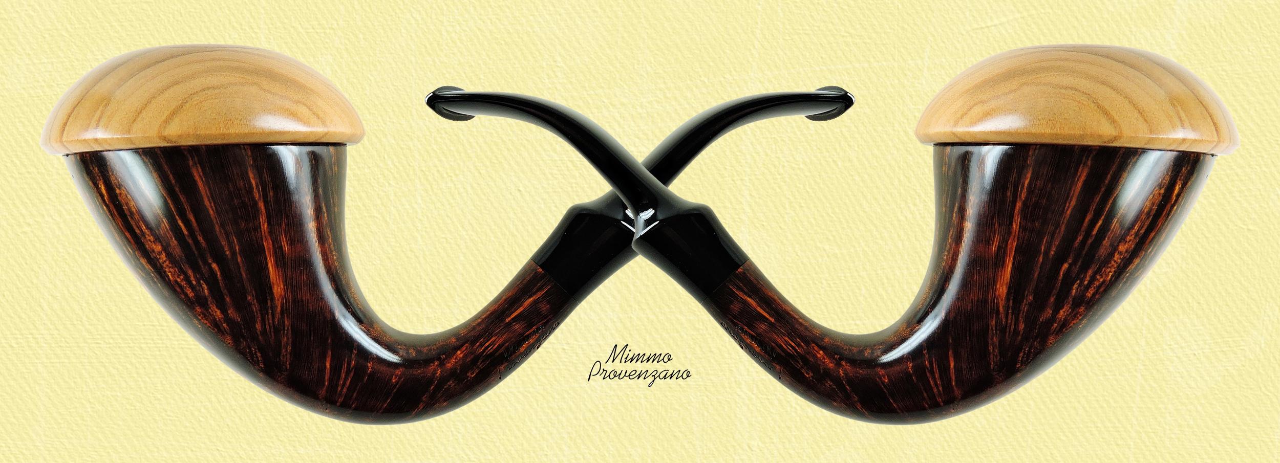 Al Pascià - Pipe - Mimmo provenzano - Vendita pipe online - Rive